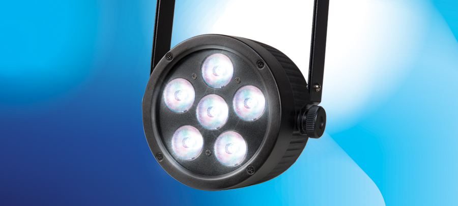 ThinTri 38 Tri LED Stage Light Venue Lighting