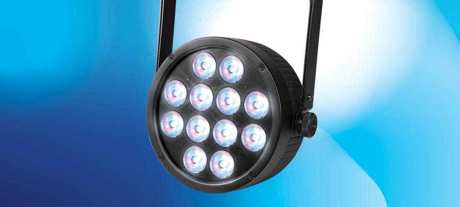 ThinTri 64 Tri LED Stage Light Venue Lighting