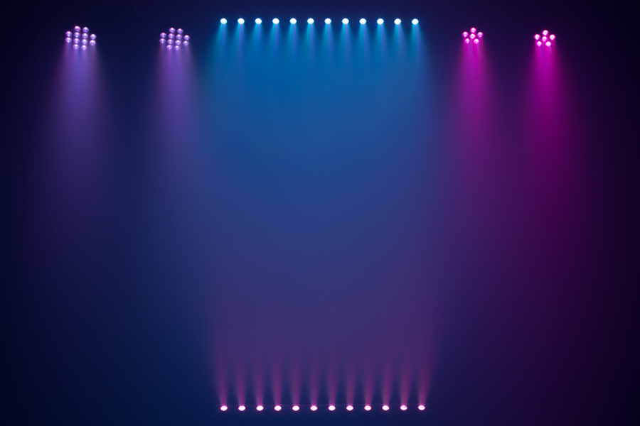 Venue Lighting System