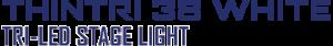 ThinTri38 White Venue Lighting Effects
