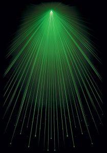 Venue Revolver Laser Green Laser Effect