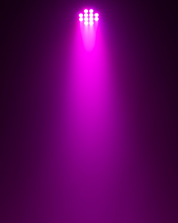 Venue Tetra 12 RGBA Magenta