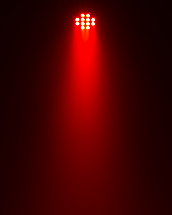 Venue Tetra 12 RGBA Red