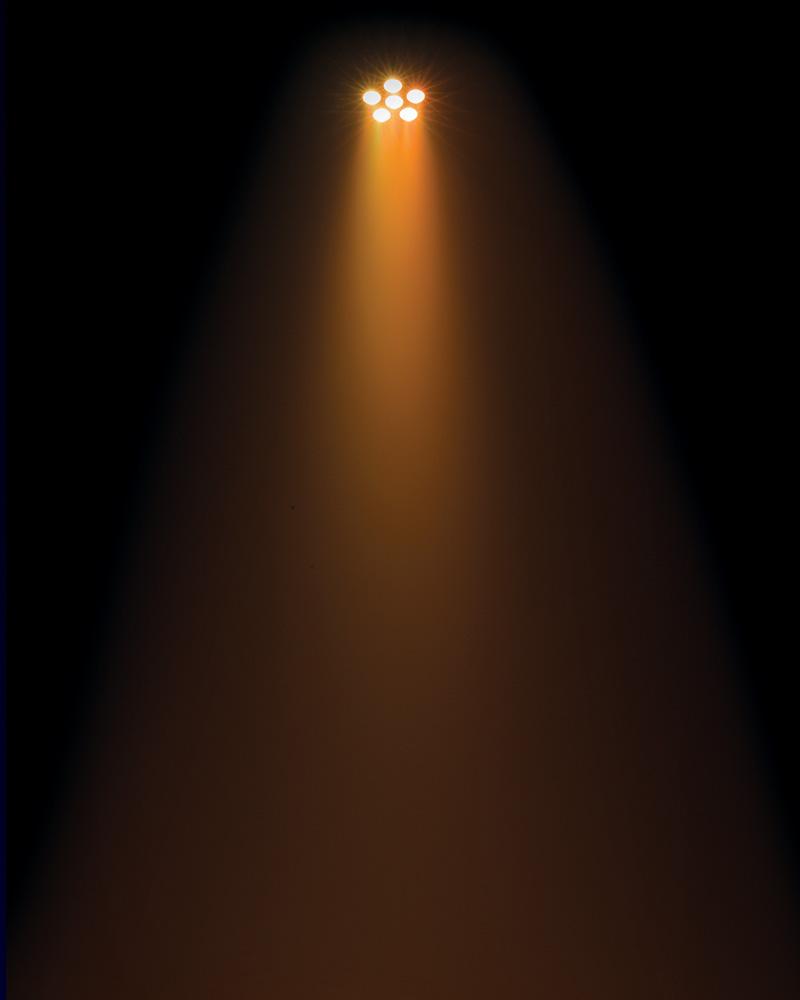 Tetra 6 RGBA Amber