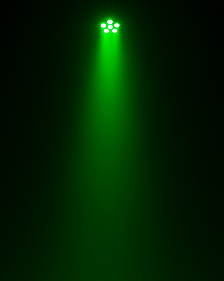 Tetra 6 RGBA Green