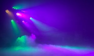 Venue Lighting Effects