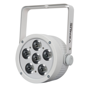Venue ThinTri38 Tri LED Stage Light White Edition