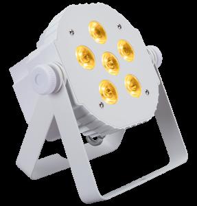 Venue Tetra 6 RGBA LED Wash Light White