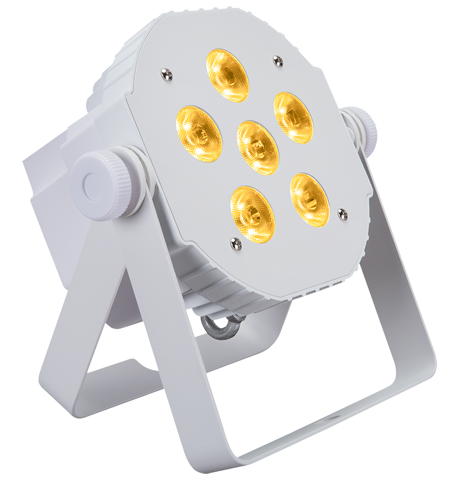 Venue Tetra 6 RGBA LED Wash Light White