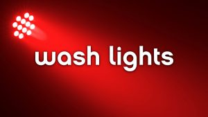 Wash Lights