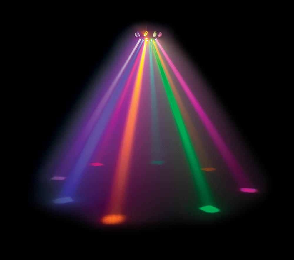 Venue Mothership LED Beam Effect